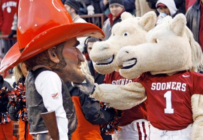 OU VS OSU BEDLAM