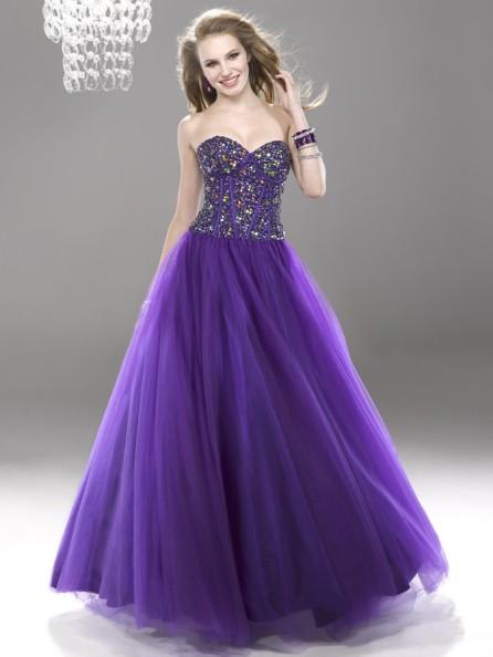regal-purple-prom-dress-2013